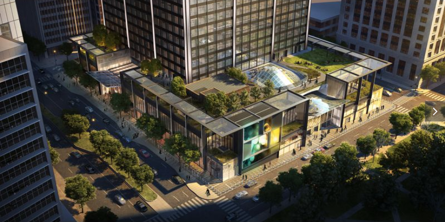 Urbanspace is coming to Willis Tower!