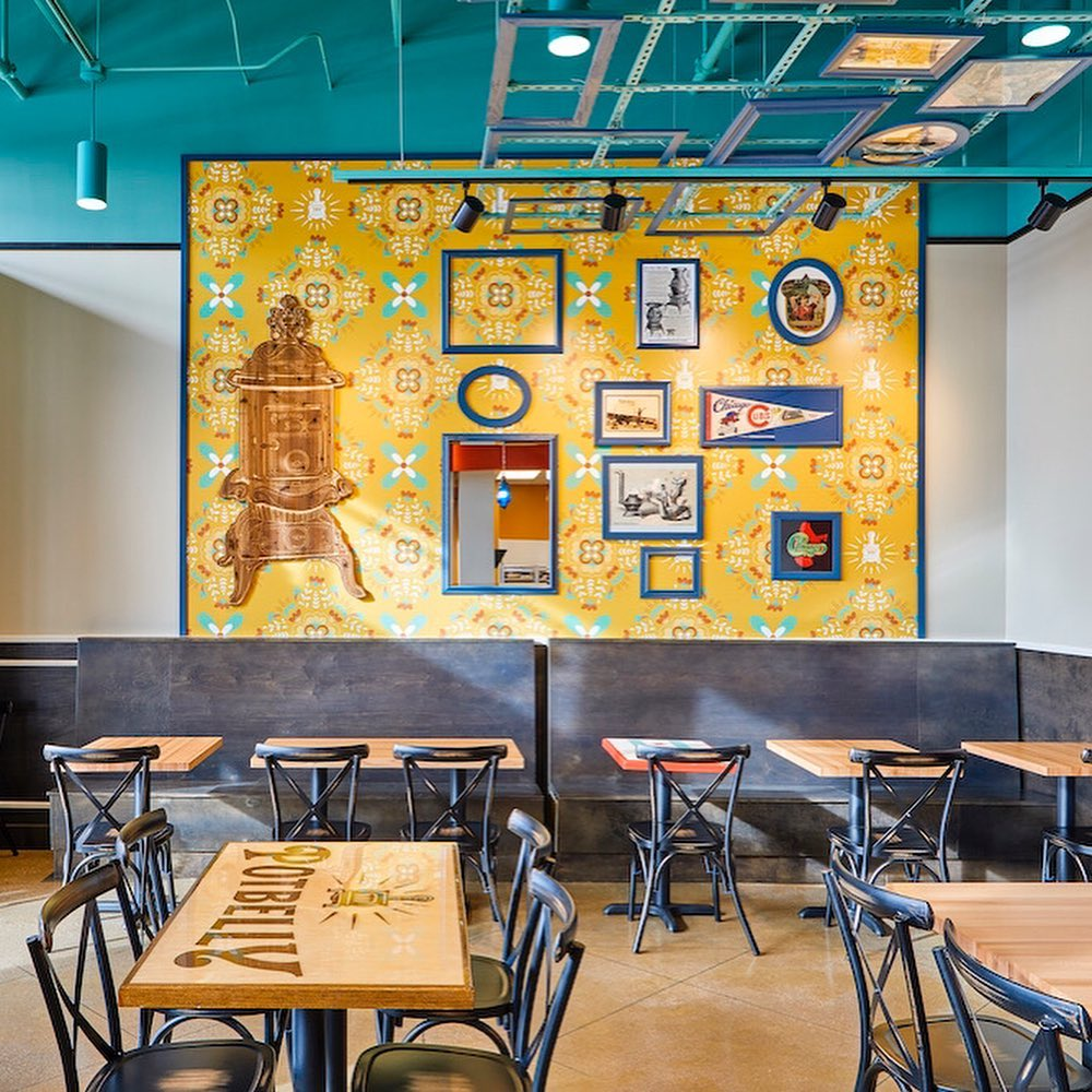 Our newly designed Potbelly in Chicago now open!